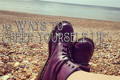 10 Ways To Cheer Yourself Up by 10 Ways To Cheer Yourself Up Retro