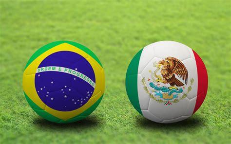 mundial 2014 mortadelo y m 233 xico vs brasil en vivo por internet mundial brasil 2014