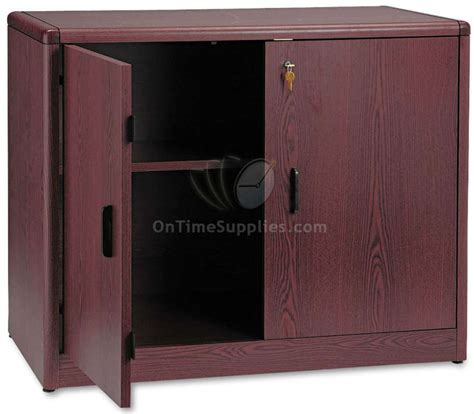 locking storage cabinet hon office furniture