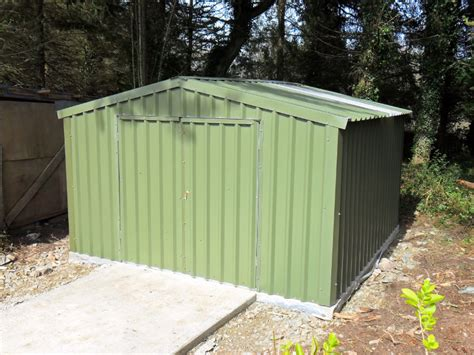 Kilkenny Garden Sheds by Steel Sheds Longford Merry