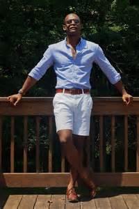 light up shors s light blue sleeve shirt white shorts brown