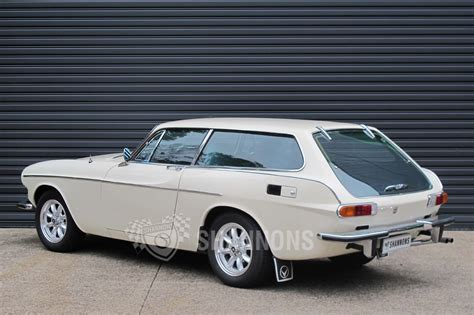 volvo ps1800 sold volvo p1800 es sports wagon auctions lot 12 shannons