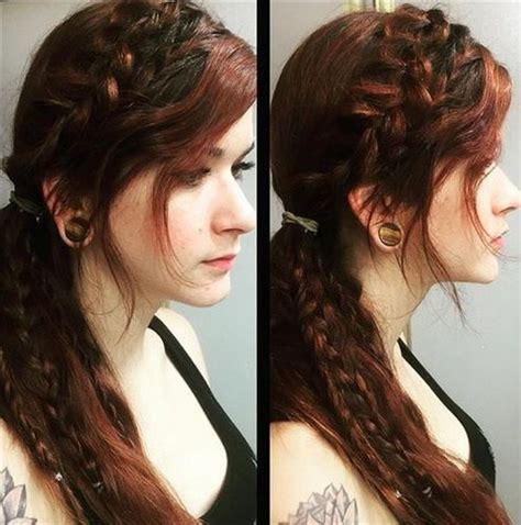 ponytail with bangs hairstyles 20 great ponytails with bangs inspiration ideas