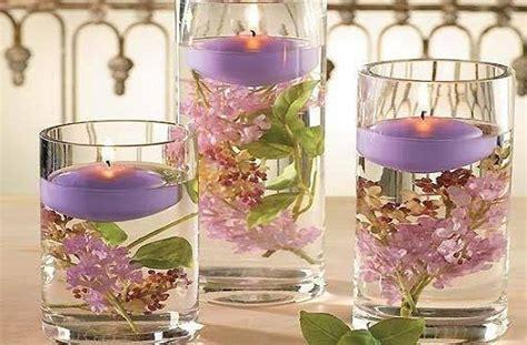 imagenes de rosas con velas como hacer centros de mesa con flores y velas