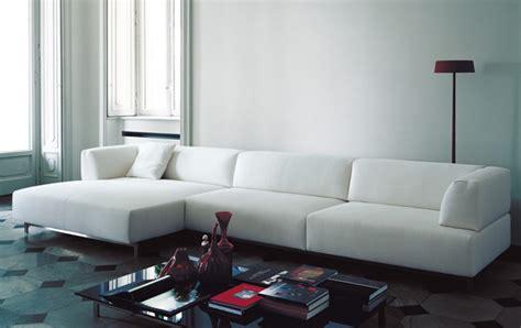 living divani metro sofa design piero lissoni