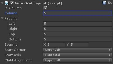 ui auto layout unity ui auto scaling grid layout code just a pixel