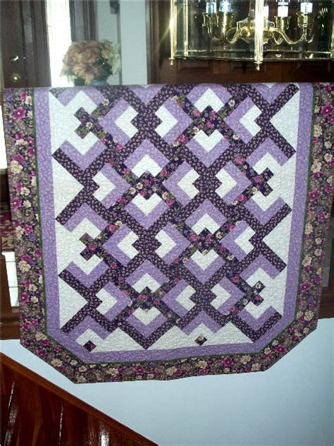 Eleanor Burns Knot Quilt Pattern by Knot Quilt By Eleanor Burns