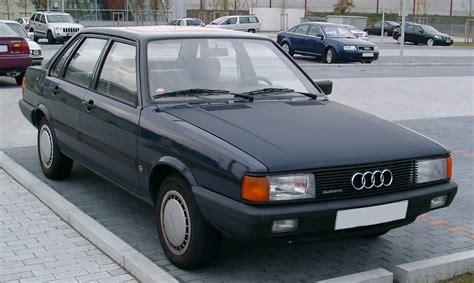 Audi 8o Audi 80 1985