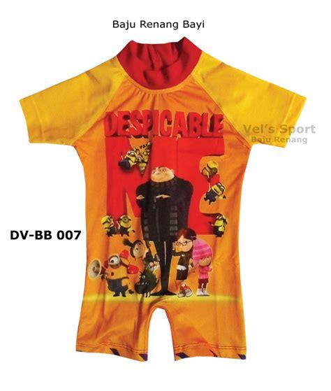 Aj1 Baju Renang Bayi Diving Baby baju renang bayi karakter dv bb 007 distributor dan toko