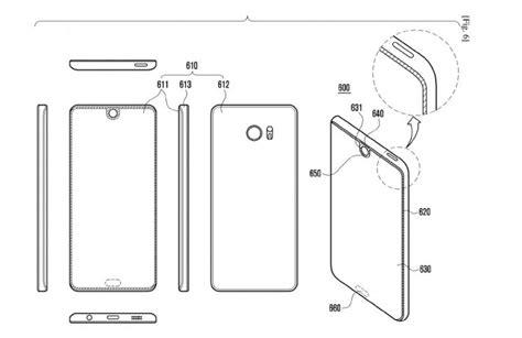 Cornici Digitali Samsung by Brevetto Samsung Per Gli Smartphone Futuro Senza
