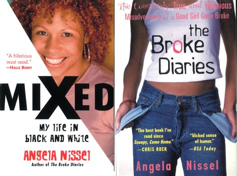 Book Review Mixed By Angela Nissel angela nissel