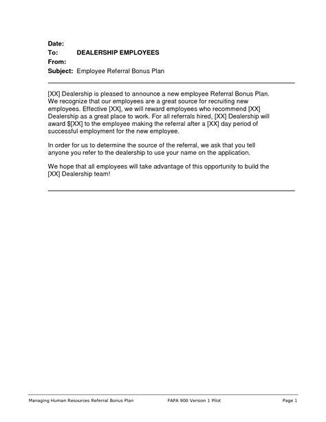 Employment Verification Letter Sle Doc employment letter bonus 28 images doc 968313 employee