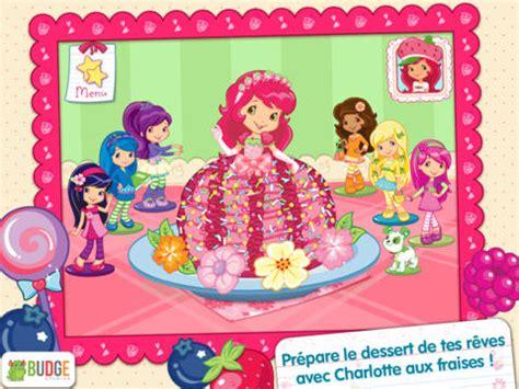 jeux de aux fraises cuisine gratuit application cuisine aux fraises sur iphone