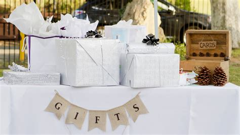 Wedding Registry Gifts by 9 Things We Wish We D Known Before Registering For Wedding