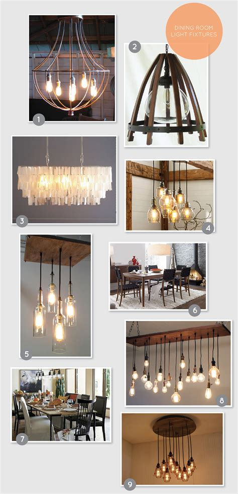 Breakfast Room Lighting Fixtures And Loisfriday Crush Dining Room Light Fixtures
