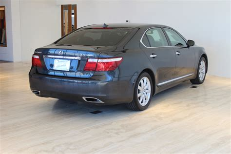 Gas Ls For Sale by Lexus Ls 460 Gas Mileage 2017 2018 Best Cars Reviews