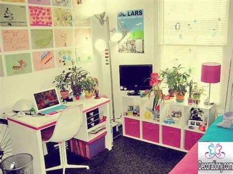 Girls Bedroom Canopy 35 gorgeous teen girl room ideas 2017 2018 decorationy