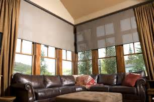 Window Coverings For Large Windows Ideas Window Covering Ideas For Large Windows Quecasita