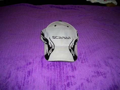scarab boat hat scarab swag offshoreonly