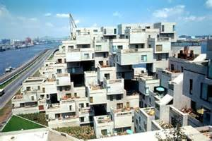 Home Design Show Montreal by Habitat 67 By Moshe Safdie Architects