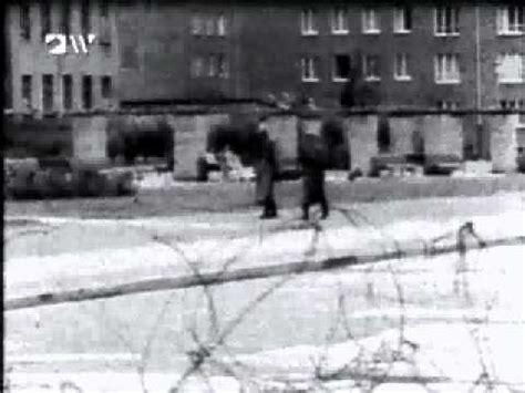 wann begann der bau der berliner mauer bau der berliner mauer 1961
