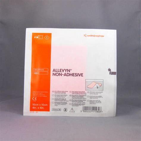 Allevyn Non Adhesive 10 Cm 20 Cm Foam Dressing allevyn non adhesive foam dressing 10cm x 10cm 66007637 dressings product detail pq