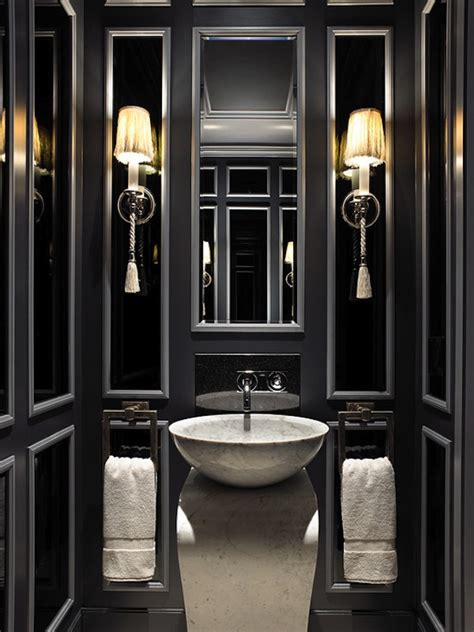 glam interior bathroom design bath decor ideas
