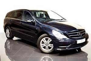 Used Mercedes R350 Used 2010 Mercedes R Class R350 Cdi L Grand Edition