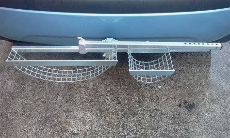 Wheelchair Car Rack by Towbar For Wheelchair Rack