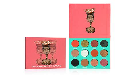 Organic Rubber No Dont Get Excited Its Just A Bag by Juvia S Place The Saharan Palette Is The Most Anticipated