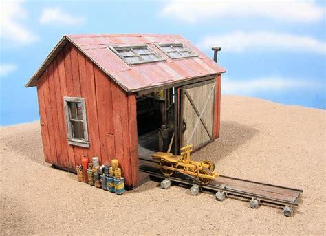 railroad line forums speeder shed plans