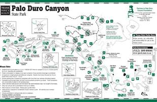 Palo Duro Canyon State Park Map by Palo Duro Canyon State Park Map Capitoltheatreofgreeneville