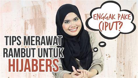 tips merawat rambut  hijabers fdbeauty youtube