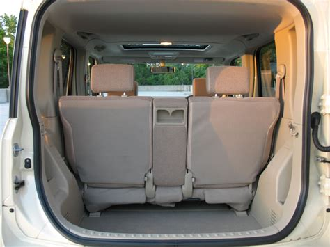 nissan cube interior backseat nissan cube photos 16 on better parts ltd