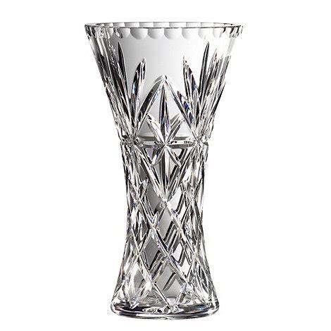 Royal Doulton Glass Vase by Royal Doulton Newbury Flared Vase Debenhams