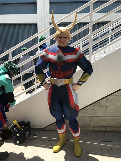 G Anime Convention 2017 by Anime Expo 2017 Boku No Academia Gallery Ign