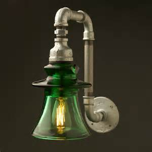 Funky Outdoor Furniture by Plumbing Pipe Insulator Wall Light