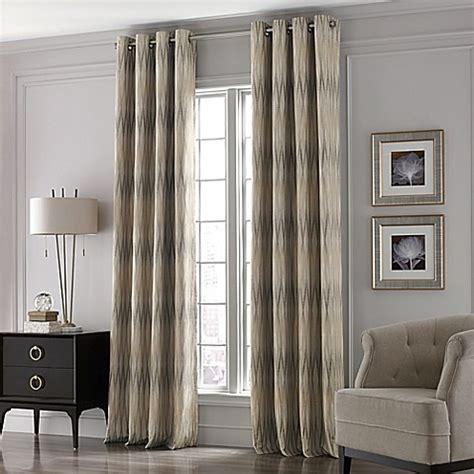 108 inch grommet curtain panels buy valeron lustre grommet top 108 inch window curtain