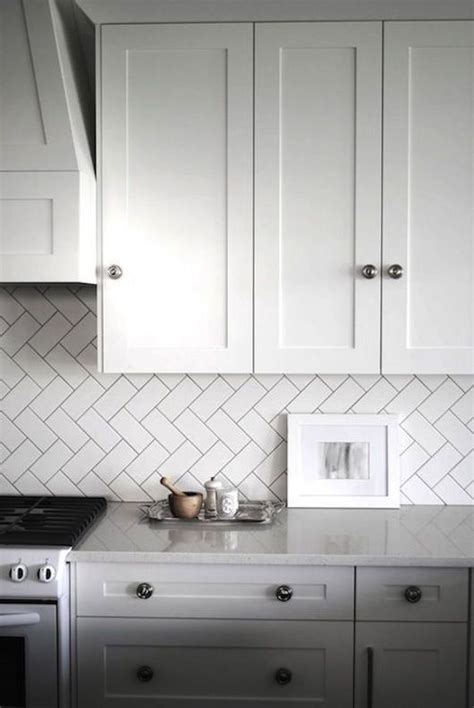 non tile kitchen backsplash ideas 25 best ideas about herringbone subway tile on pinterest subway tile backsplash subway tiles