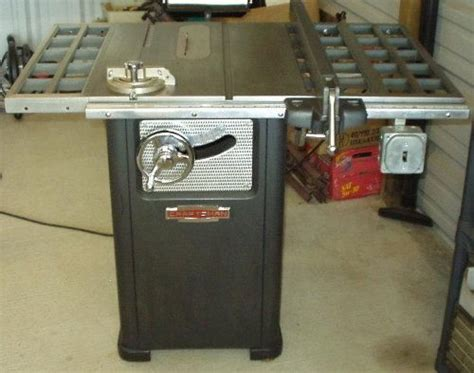 best value cabinet table saw 17 best images about owwm on models craftsman