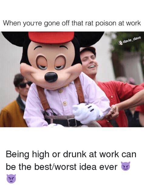 Drunk At Work Meme - funny pictures about being high www pixshark com