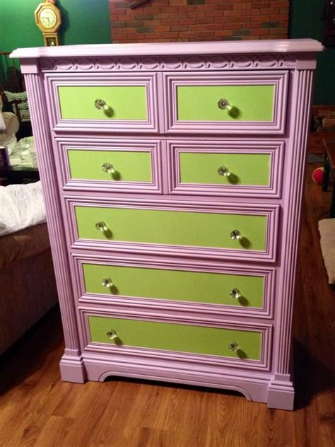 Tinkerbell Dresser by Best 25 Green Drawers Ideas On Painted Hutch