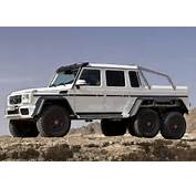2013 Mercedes Benz G 63 AMG 6x6 W463  Specifications Photo Price