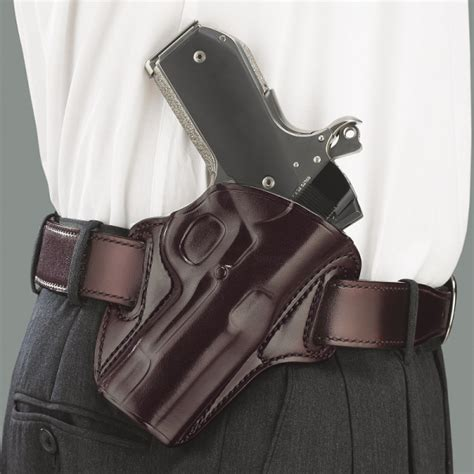 hülster bett concealable belt holster belt holsters galco gunleather