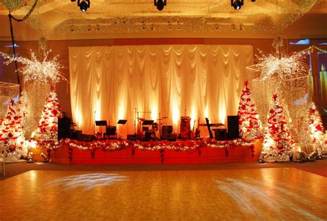 christmas stage decoration 17 best images about backdrop ideas on backdrops snowflakes and