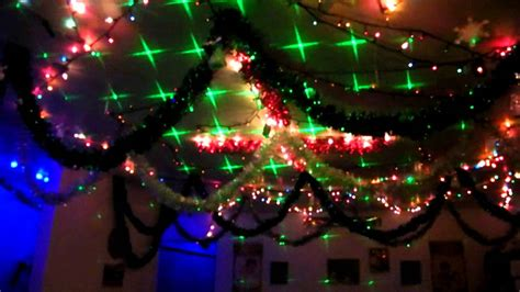 christmas laser lights regular lights doovi