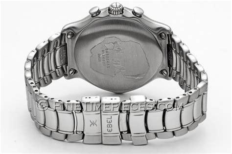 Gebrauchte Kaminöfen Kaufen 1911 by Ebel 1911 Chronograph Classic Ref 9134901 Uhren Fan De