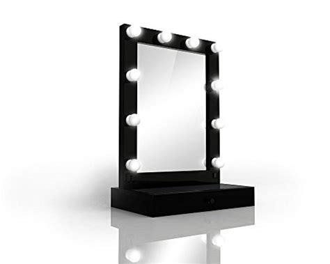 tischspiegel mit beleuchtung schminkspiegel