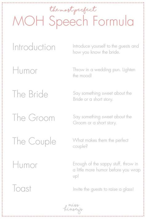 layout for wedding speeches best 25 maid of honor speech ideas on pinterest matron
