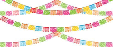 How To Make Mexican Paper Banners - papel picado png 1476 215 616 birthdays